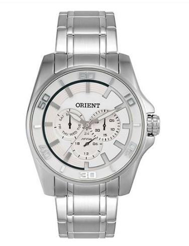 Relógio Orient Masculino - MBSSM034 S1SX  - Dumont Online - Joias e Relógios