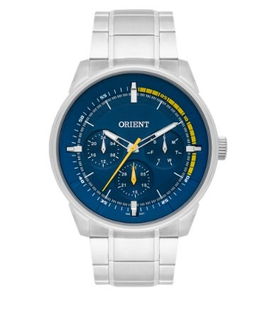 Relógio Orient Masculino - MBSSM079  - Dumont Online - Joias e Relógios