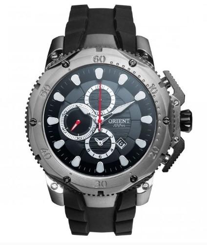 Relógio Orient Masculino - MBTPC005 P1PX  - Dumont Online - Joias e Relógios