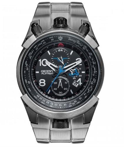 Relógio Orient Masculino - MBTTC008 P2GX  - Dumont Online - Joias e Relógios