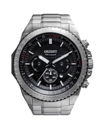 Relógio Orient Masculino - MBTTC009 G1SX  - Dumont Online - Joias e Relógios