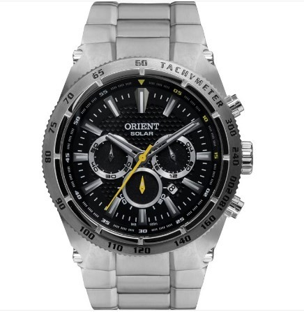 Relógio Orient Masculino - MBTTC010 P1SX  - Dumont Online - Joias e Relógios