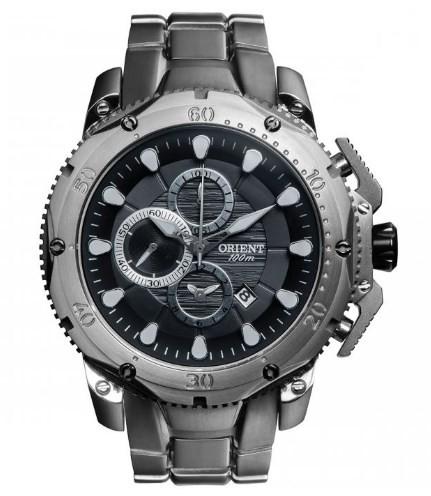 Relógio Orient Masculino - MBTTC011 P1PX  - Dumont Online - Joias e Relógios