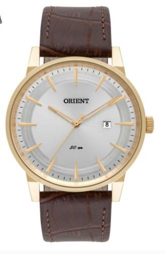 Relógio Orient Masculino - MGSC1007 S1NX  - Dumont Online - Joias e Relógios