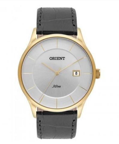 Relógio Orient Masculino - MGSC1008 S1PX  - Dumont Online - Joias e Relógios