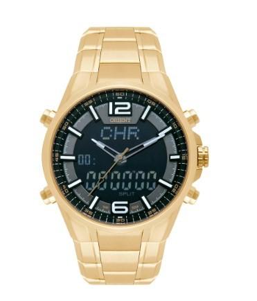 Relógio Orient Masculino - MGSSA002  - Dumont Online - Joias e Relógios