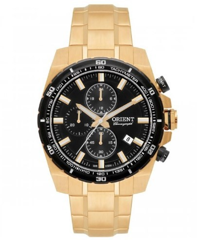 Relógio Orient Masculino - MGSSC010 P1KX  - Dumont Online - Joias e Relógios