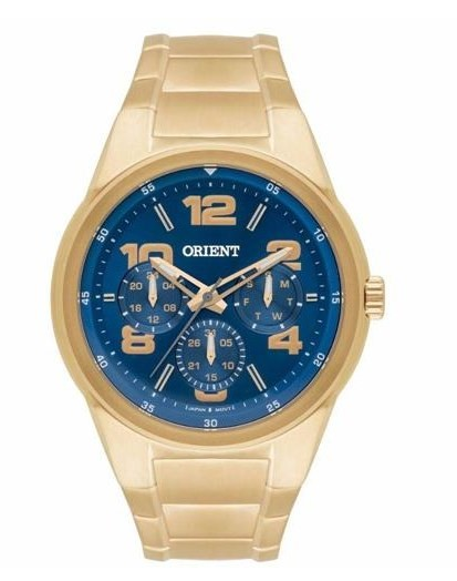 Relógio Orient Masculino - MGSSM022 D2KX  - Dumont Online - Joias e Relógios