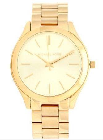 Relógio Michael Kors Feminino - MK3179/4DN  - Dumont Online - Joias e Relógios