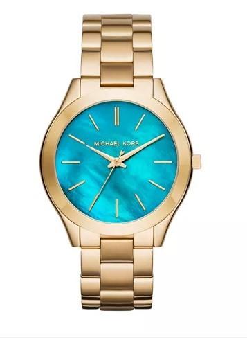 Relógio Michael Kors Feminino - MK3492/4VN  - Dumont Online - Joias e Relógios