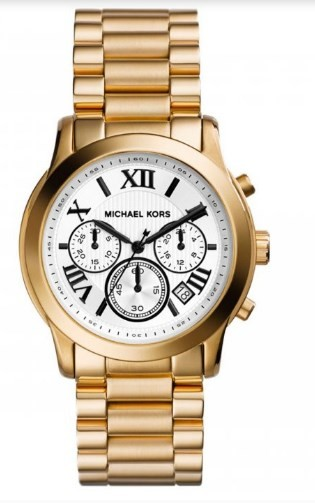 Relógio Michael Kors Feminino - MK5916/4BN  - Dumont Online - Joias e Relógios