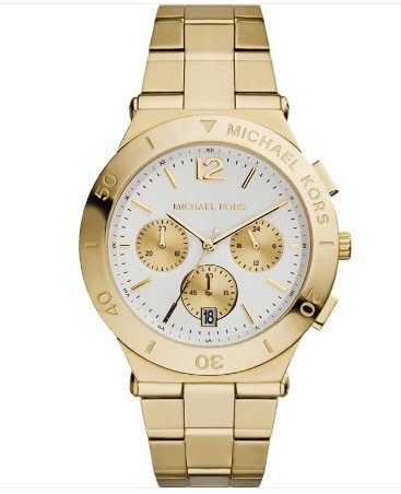 Relógio Michael Kors Feminino - MK5933/4BN  - Dumont Online - Joias e Relógios