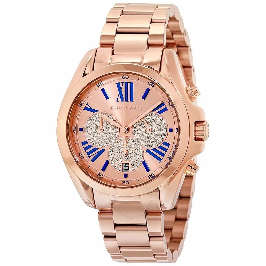 Relógio Michael Kors Feminino - MK6321/4TN  - Dumont Online - Joias e Relógios