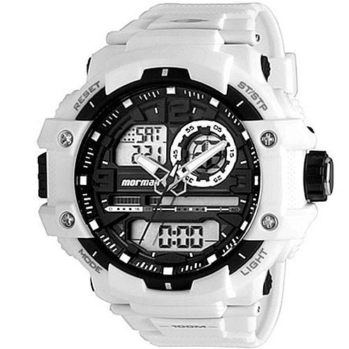 Relógio Mormaii Masculino - MO0949/8C  - Dumont Online - Joias e Relógios