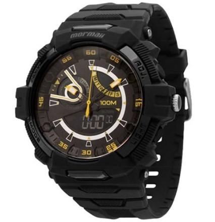 Relógio Mormaii Masculino - MO1070A/8P  - Dumont Online - Joias e Relógios