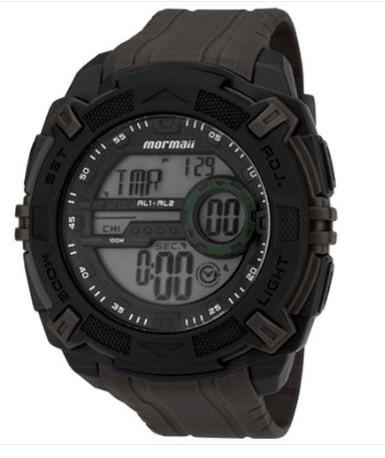 Relógio Mormaii Masculino - MO1077AC/8C  - Dumont Online - Joias e Relógios