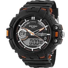 Relógio Mormaii Masculino - MO1091A/8L  - Dumont Online - Joias e Relógios