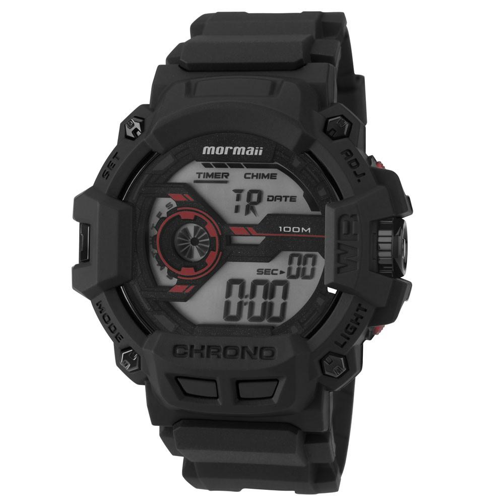 Relógio Mormaii Masculino - MO1105AA/8R  - Dumont Online - Joias e Relógios