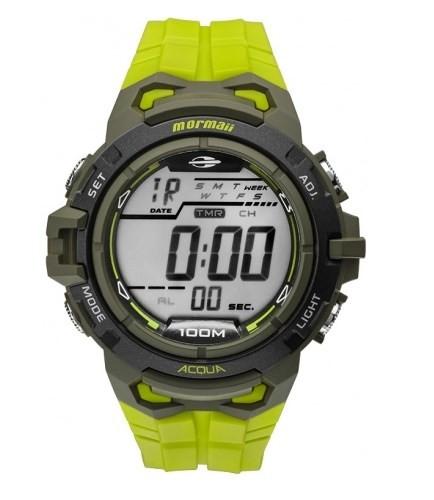 Relógio Mormaii Masculino - MO1147A/8V  - Dumont Online - Joias e Relógios