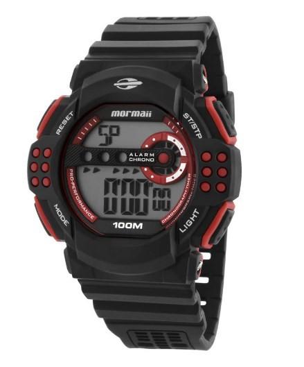 Relógio Mormaii Masculino - MO11540/8R  - Dumont Online - Joias e Relógios