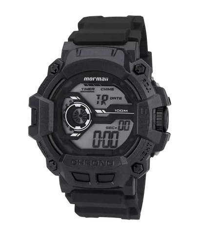 Relógio Mormaii Masculino - MO12579A/8C  - Dumont Online - Joias e Relógios