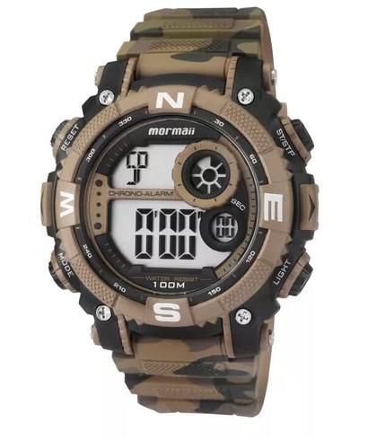 Relógio Mormaii Masculino - MO12579A/8V   - Dumont Online - Joias e Relógios
