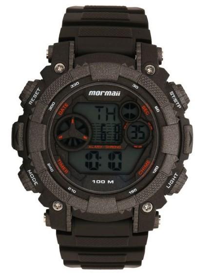 Relógio Mormaii Masculino - MO12579B/8Y  - Dumont Online - Joias e Relógios