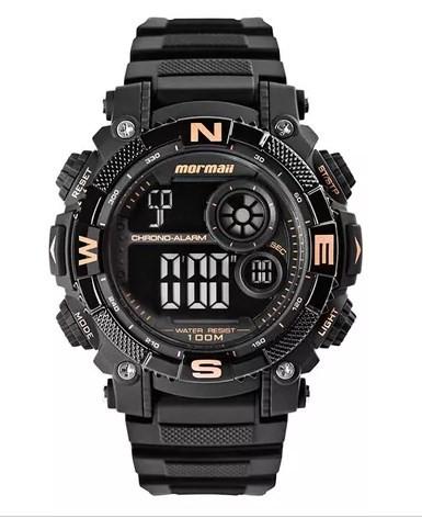 Relógio Mormaii Masculino - MO12579D/8J  - Dumont Online - Joias e Relógios