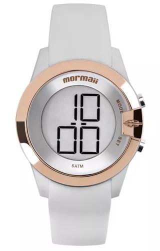 Relógio Mormaii Feminino - MO13001B/8K  - Dumont Online - Joias e Relógios