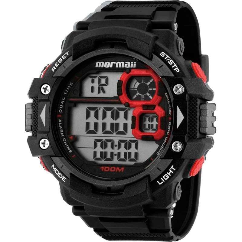 Relógio Mormaii Masculino - MO13609/8R  - Dumont Online - Joias e Relógios