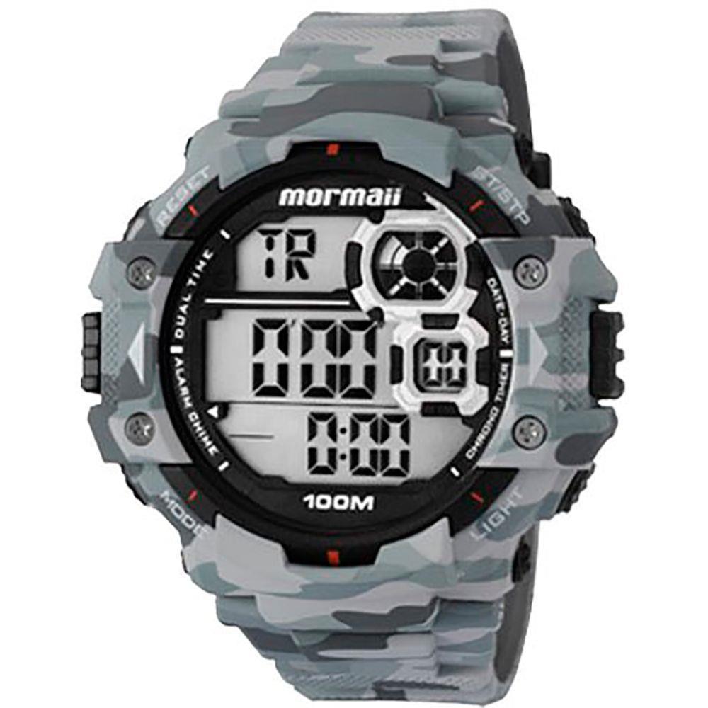 Relógio Mormaii Masculino - MO13609A/8C  - Dumont Online - Joias e Relógios