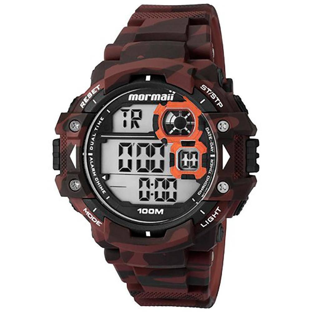 Relógio Mormaii Masculino - MO13609A/8R  - Dumont Online - Joias e Relógios