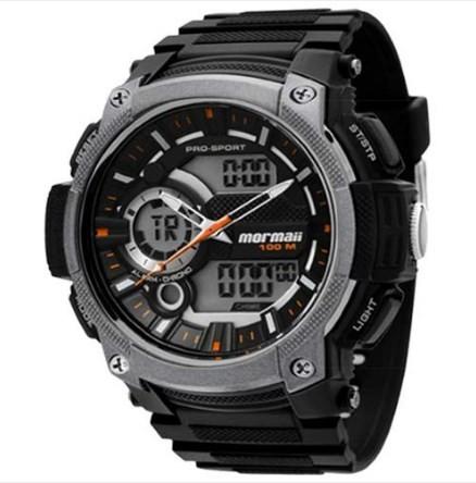 Relógio Mormaii Masculino - MO13610/8L  - Dumont Online - Joias e Relógios