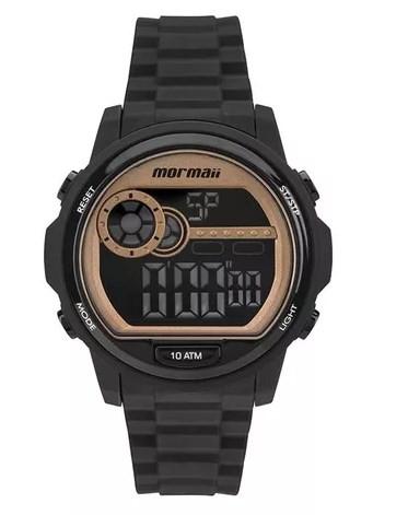 Relógio Mormaii Masculino - MO1462B/8J  - Dumont Online - Joias e Relógios