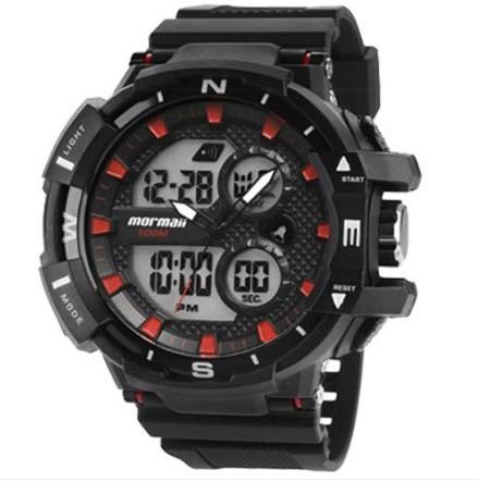 Relógio Mormaii Masculino - MO1949A/8P  - Dumont Online - Joias e Relógios