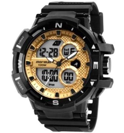 Relógio Mormaii Masculino - MO1949A/8Y  - Dumont Online - Joias e Relógios