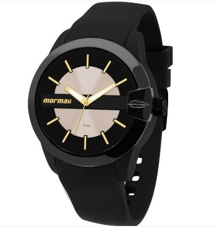 Relógio Mormaii Masculino - MO2035AO/8P  - Dumont Online - Joias e Relógios