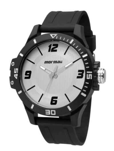 Relógio Mormaii Masculino - MO2035FL/8B  - Dumont Online - Joias e Relógios