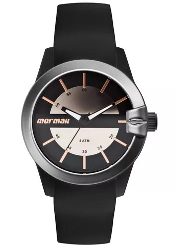 Relógio Mormaii Masculino - MO2036IK/8J  - Dumont Online - Joias e Relógios