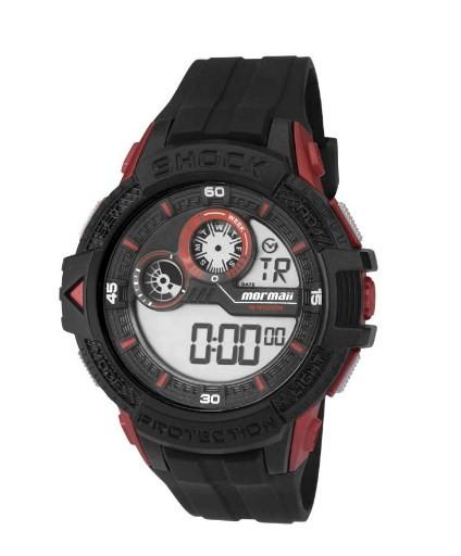 Relógio Mormaii Masculino - MO3900A/8R  - Dumont Online - Joias e Relógios