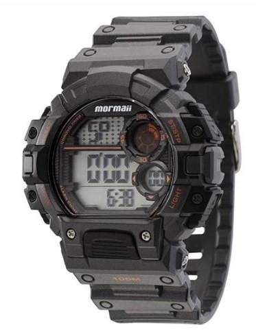 Relógio Mormaii Masculino - MO8790/8L  - Dumont Online - Joias e Relógios