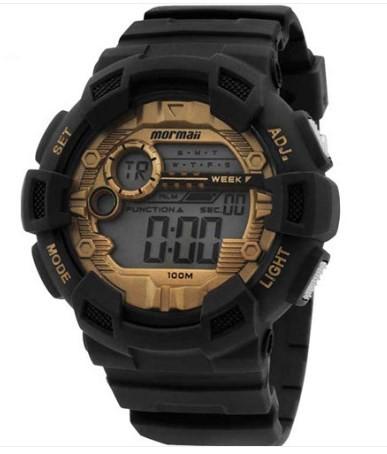 Relógio Mormaii Masculino - MO935/8D  - Dumont Online - Joias e Relógios