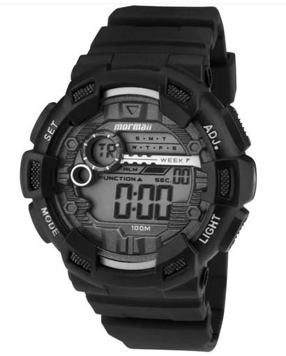 Relógio Mormaii Masculino - MO935/8K  - Dumont Online - Joias e Relógios