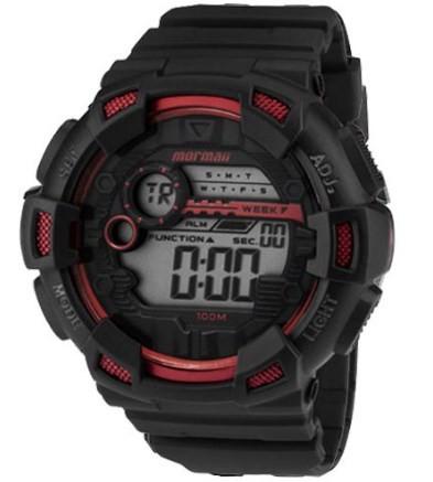 Relógio Mormaii Masculino - MO935/8R  - Dumont Online - Joias e Relógios