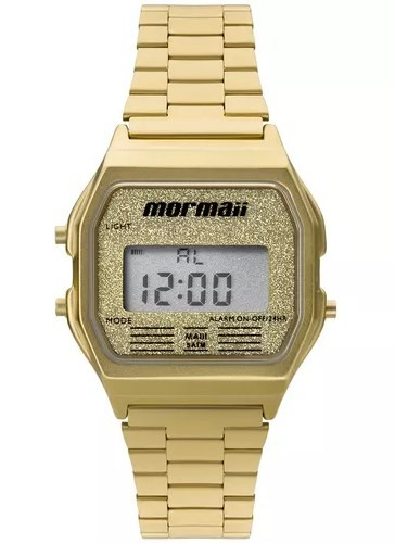 Relógio Mormaii - MOJH02AD/4B  - Dumont Online - Joias e Relógios