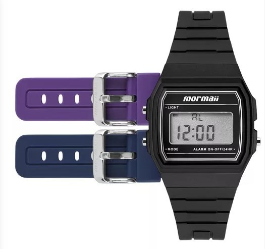 Relógio Mormaii - MOJH02AH/8P  - Dumont Online - Joias e Relógios