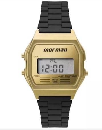 Relógio Mormaii - MOJH02AK/4D  - Dumont Online - Joias e Relógios