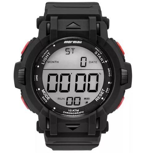 Relógio Mormaii Masculino - MOM08111A/8R  - Dumont Online - Joias e Relógios