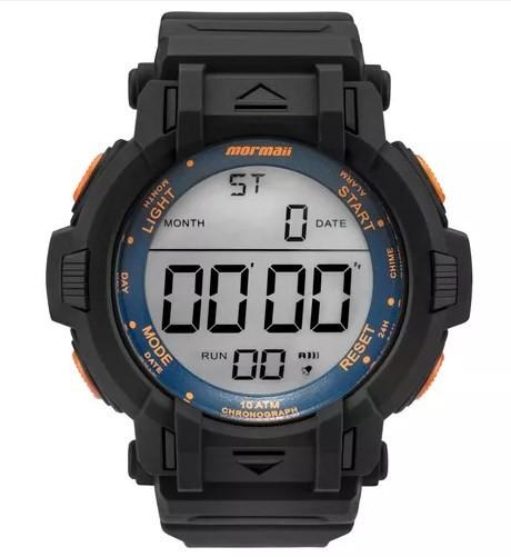 Relógio Mormaii Masculino - MOM08111D/8L  - Dumont Online - Joias e Relógios