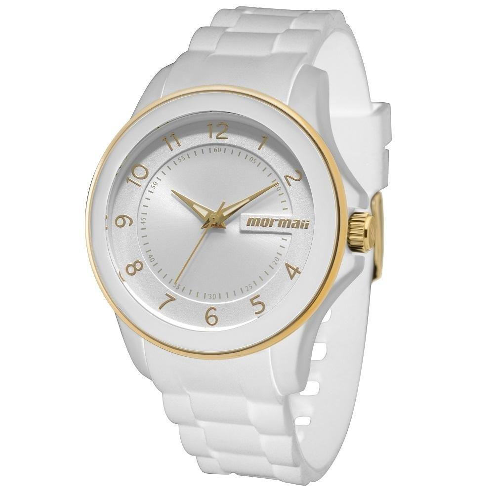 Relógio Mormaii Feminino - MOPC21JAF/8B  - Dumont Online - Joias e Relógios